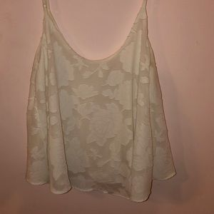 Blush Boutique Chiffon Top